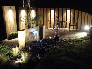 Garden and feature lighting